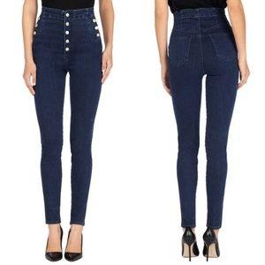 J Brand | Natasha Sky High Super Skinny Jeans